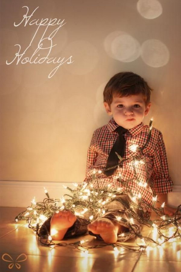 Lovely Kid Photo.