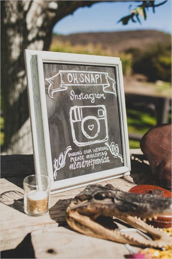 Wedding signs which help your guests find their way to your wedding, or tell them which way to go to park. It also shows your creativity to your friends and family members.