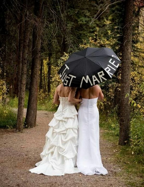 Picture ideas wedding lesbian