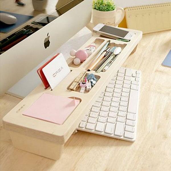 Creative Home Office Ideas: 20 Creative Home Office Organizing Ideas 2017