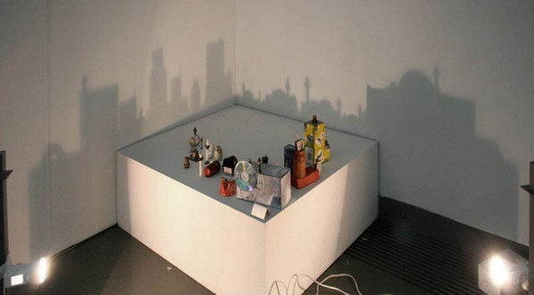 Artwork by rashad alakbarov. Shadow art is a unique form of sculptural art that creates patterns on a wall or canvas using shadows or silhouettes. It is a cool art activity at home to entertain your family and friends.
