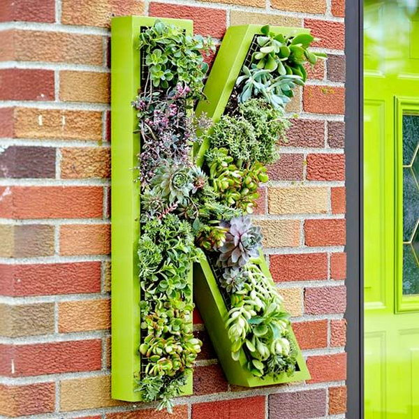 Beautiful Vertical Garden Ideas: 20+ Cool Vertical Gardening Ideas 2017