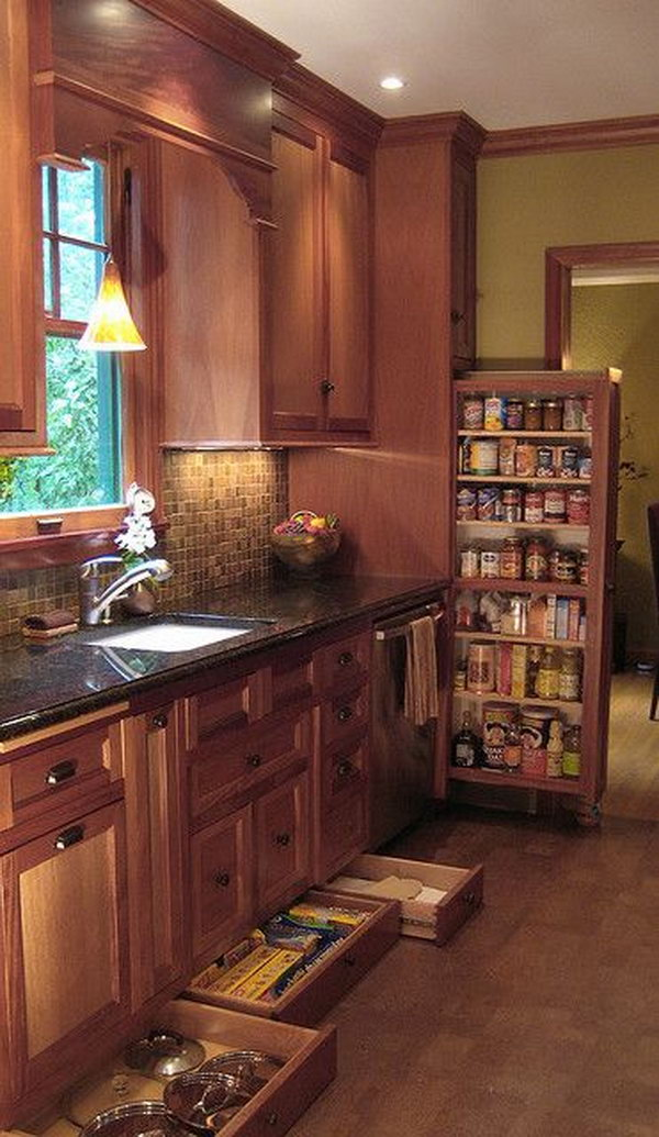 clever kitchen storage ideas 2017