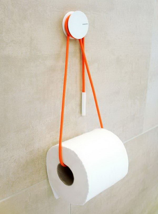 Clever Toilet Paper Storage Or Holder Ideas 2017