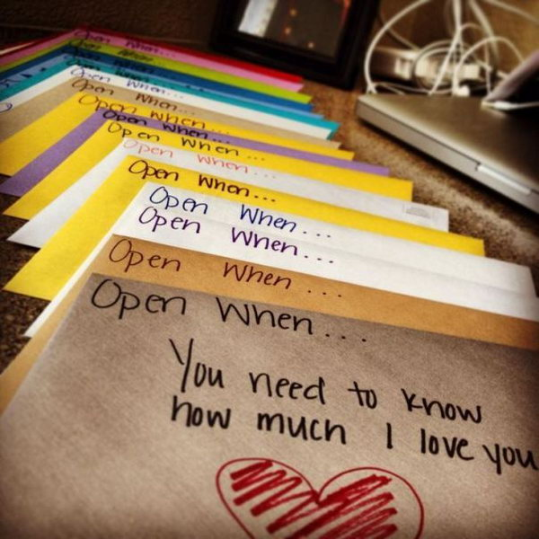 Sweet Letter. Writing a sweet letter to your best friend is a pretty neat gift idea because a traditional letter is very precious in this day and age. It is very meaningful and touching for you to send a sincere letter to your bestie on his or her birthday.