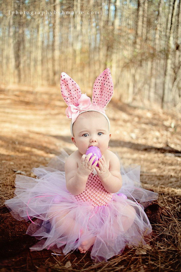 Easter costume to dress infant its easter why not dress your cute baby as