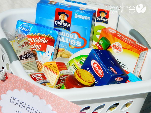 Food Essential Kit. If the graduation gift recipient is a snack lover, pack the kit with all favorite food he or she likes to make the preparation for the transition stock.
