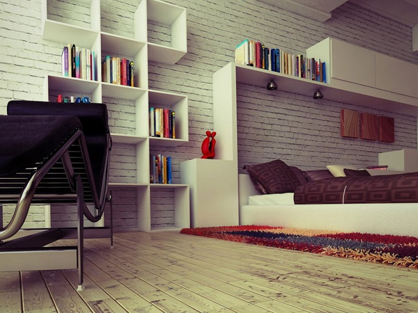 25 creative ideas for bedroom storage 2017 17050 | 25 bedroom storage ideas