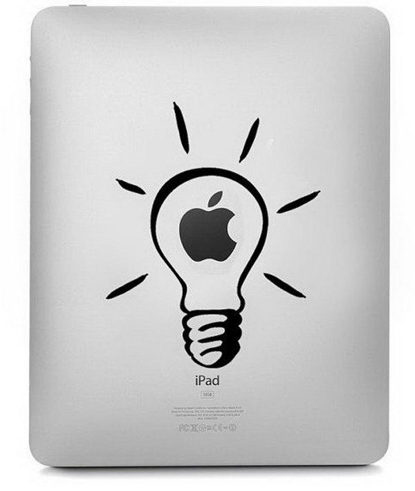 Light bulb engraving ideas.