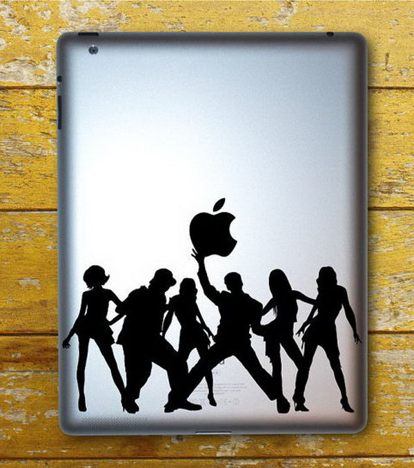 Dance party engraving ideas.