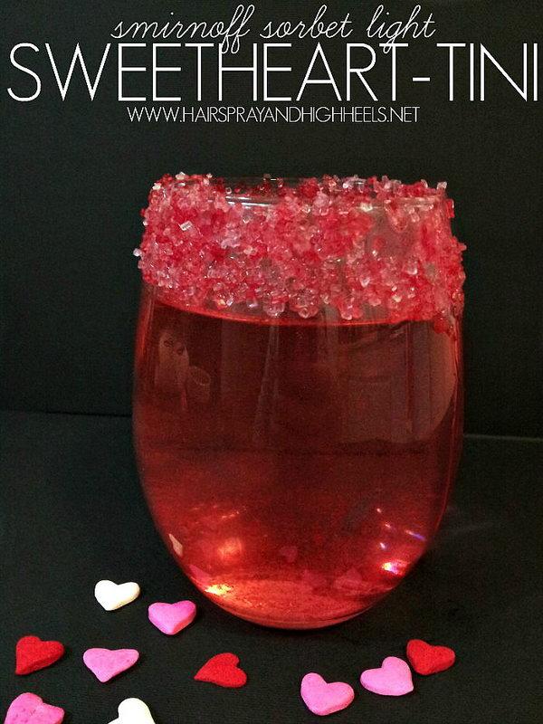 Sweetheart-Tini Cocktail
