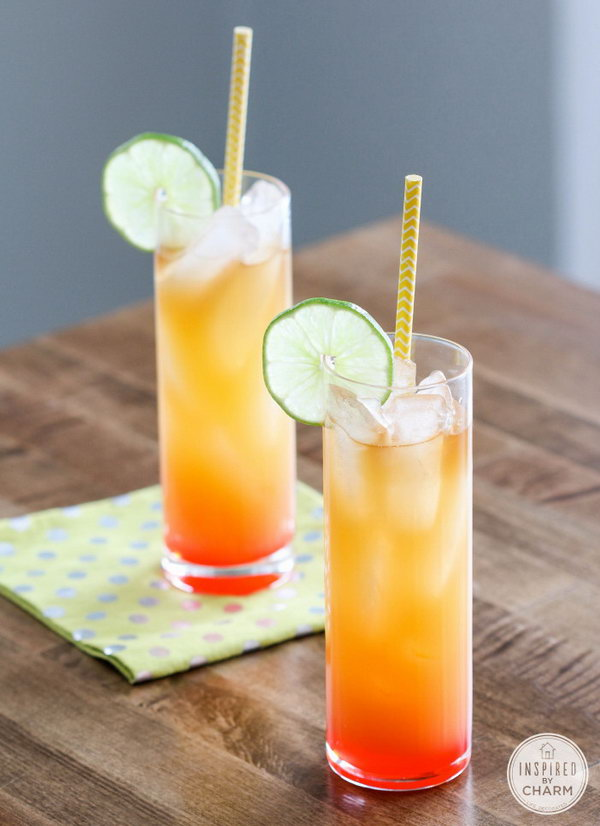 Rum Punch Cocktail