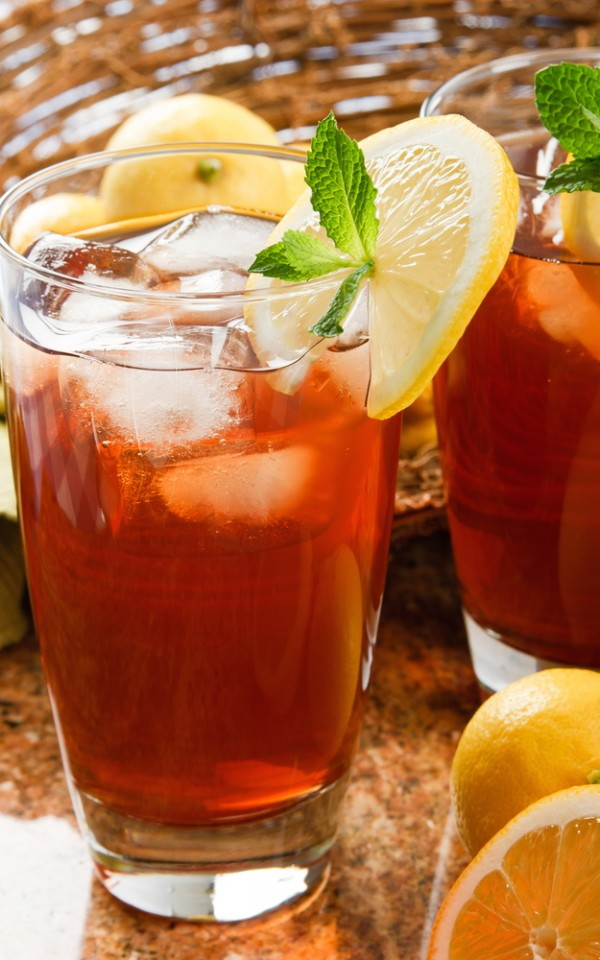 The New Southern Style Sweet Tea. Get the directions to make this  healthier and refreshing summer drink here