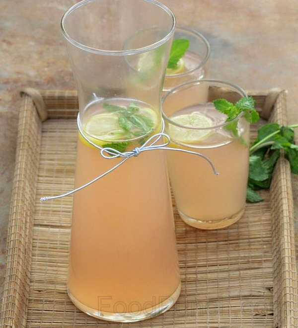 Minty Ginger Ale. This minty ginger ale turns out to be very delicious and refreshing during the summer days. Try to made  this drink for your family members. Get directions here