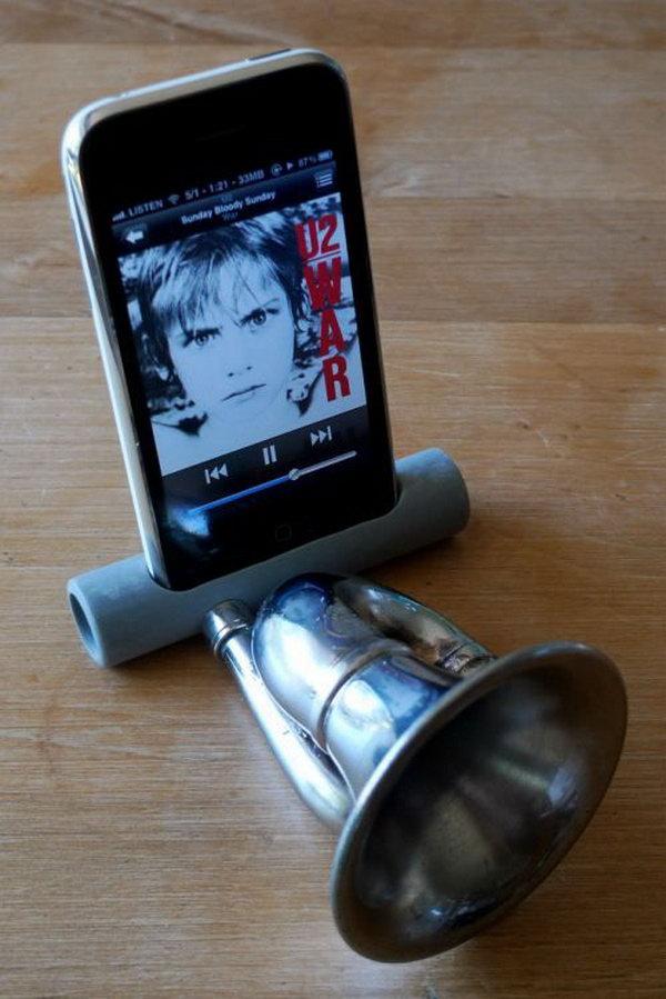 25 Diy Iphone Speaker Ideas 2017