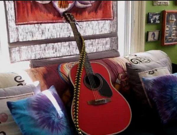 Paracord Guitar Strap