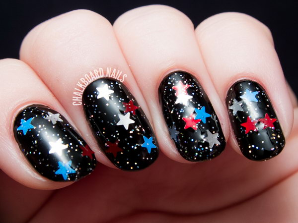 Star Spangled Manic. This is all sorts of perfect! I love it, so clever! :)