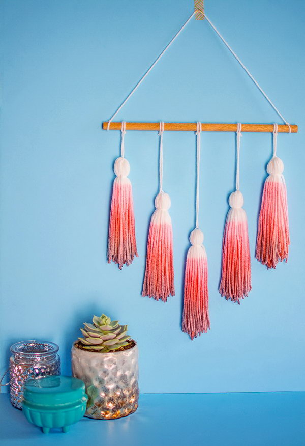 25 diy yarn crafts