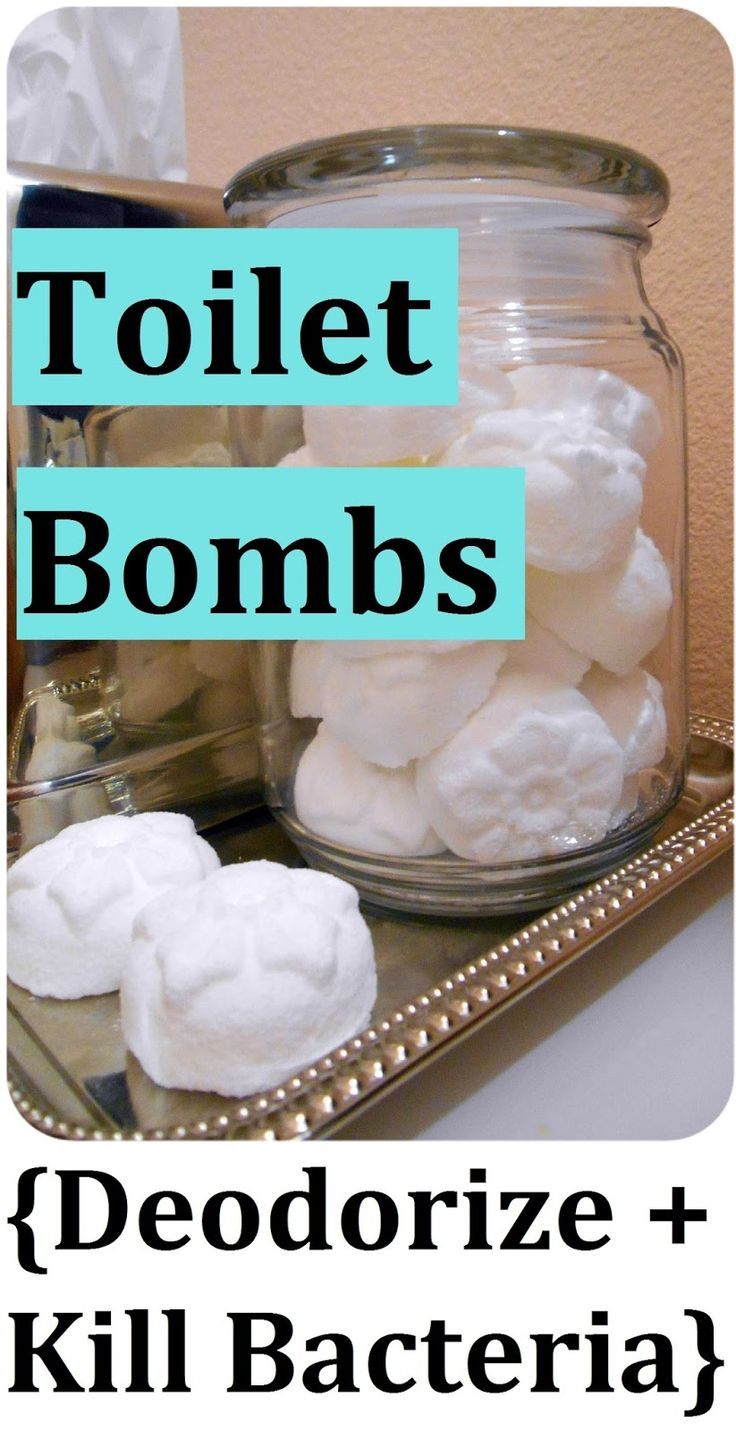 Homemade cleaning products you must know 2017 - Diy toilet cleaning bombs ...