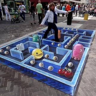 30 Amazing 3D Street Art