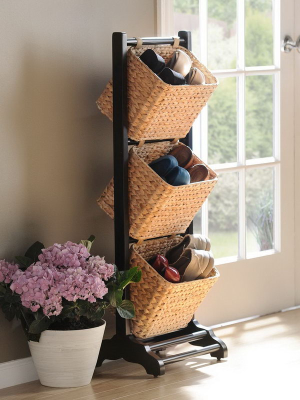 1 basket tower