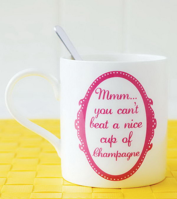 You Can T Beat A Nice Cup Of Mug It Is Good Idea