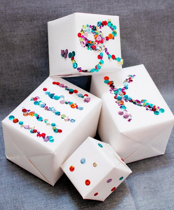 1 cool gift wrapping ideas