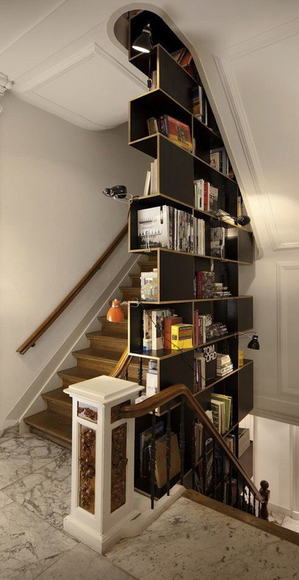 1 cool home library ideas