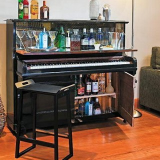 20+ Creative Old Piano Repurposing Ideas