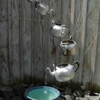 Creative Rain Chains