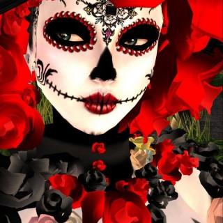 20 Cool Día de los Muertos Sugar Skull Makeup Art Examples