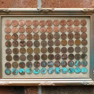 20+ Creative DIY Penny Crafts