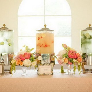 25 Creative Drink Station Ideas for Your Party