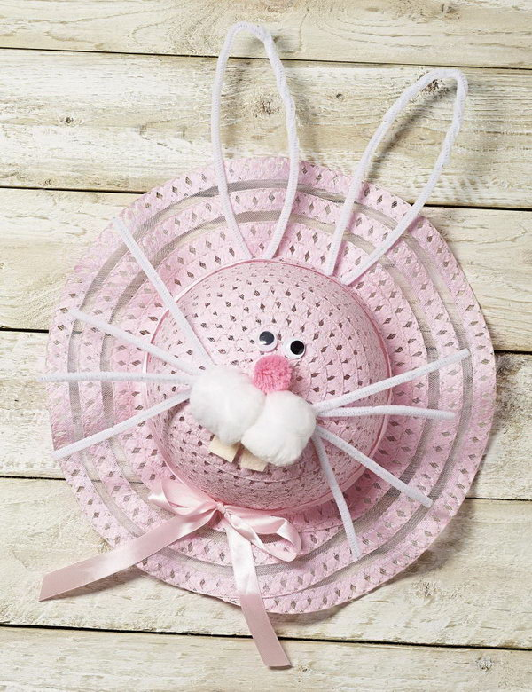 1 easter bonnet hat ideas
