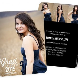 25 Creative Graduation Announcement Ideas