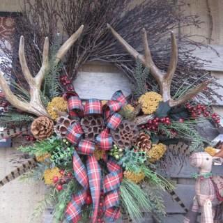 20 Creative Wreath Ideas for Christmas