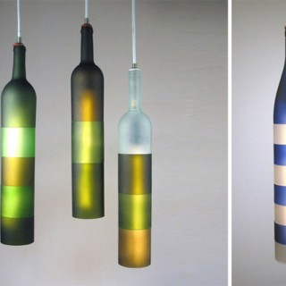 Wine bottle art archives ideastand 25 creative wine bottle chandelier ideas mozeypictures Image collections