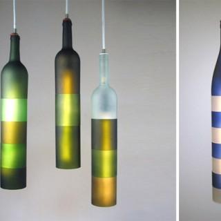 Wine bottle art archives ideastand 25 creative wine bottle chandelier ideas aloadofball Choice Image