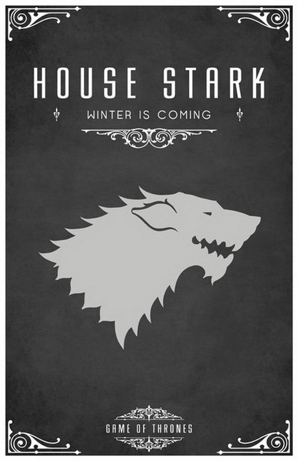 20+ Game of Thrones House Mottos and Sigils 2017