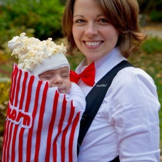 20 Cute Newborn Halloween Costumes