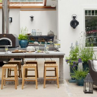 25 Cool and Practical Outdoor Kitchen Ideas