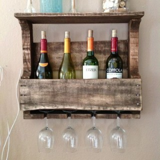 10+ Cool Wine Rack Ideas