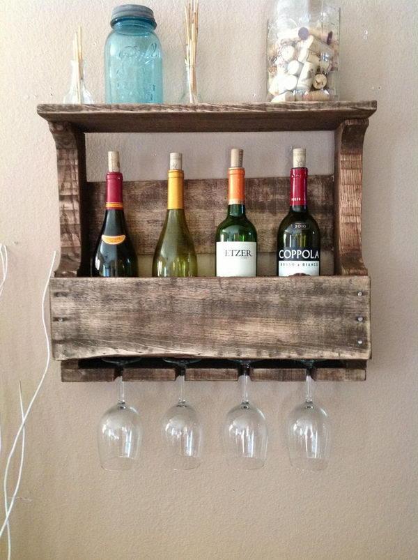 10 Cool Wine Rack Ideas 2017