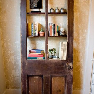 10+ Creative Door Repurpose Ideas