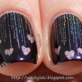 25 Romantic Valentine Nail Designs