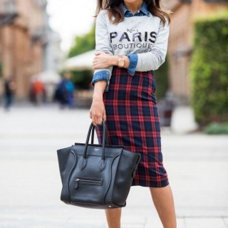 25 Stylish Pencil Skirt Ideas