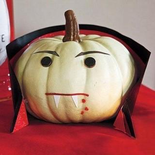 30 No Carve Pumpkin Ideas for Halloween Decoration