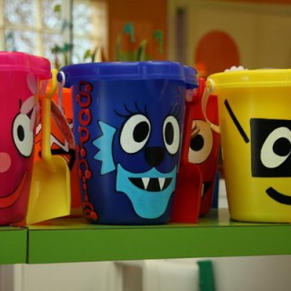 10 Cute Yo Gabba Gabba Party Ideas