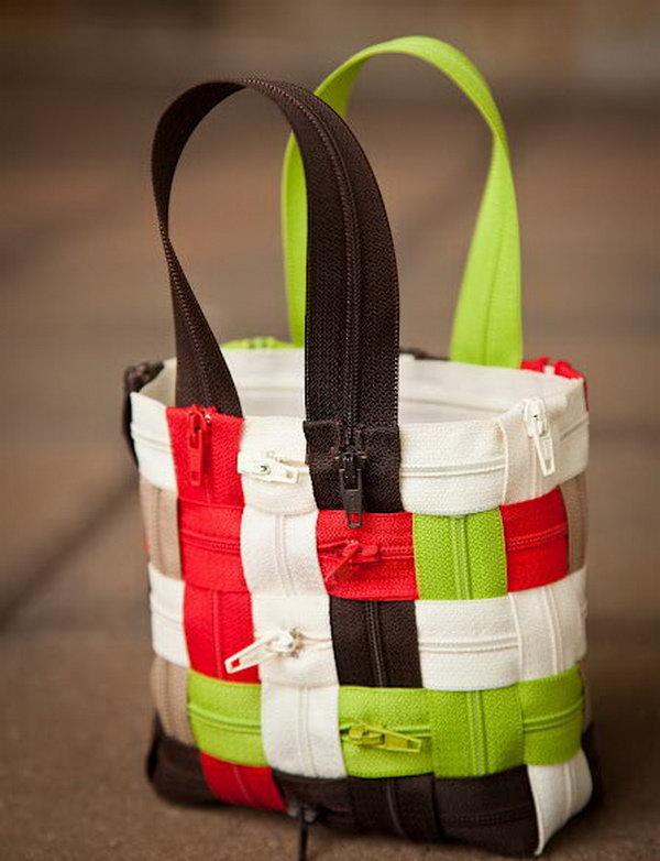 1 zipper crafts