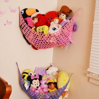 20 Creative Toy Storage Ideas